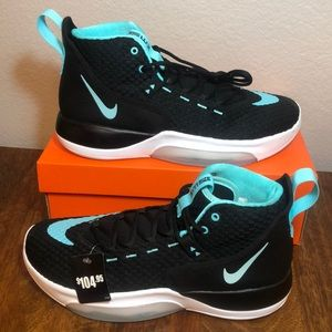 Nike Zoom Rize TB Men's Basketball Shoe Black/Aur